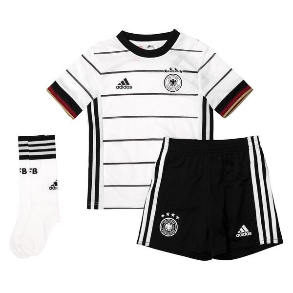 Allemagne Maillot Domicile EURO 2020 Mini Kit Enfant