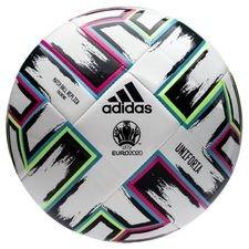 adidas Fotboll Uniforia Training EURO 2020 - Vit/Svart/Grön/Turkos