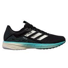 adidas Laufschuhe SL20 Primeblue - Schwarz/Weiß/Blue Spirit