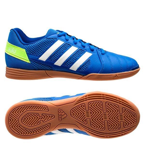 adidas support blau weis