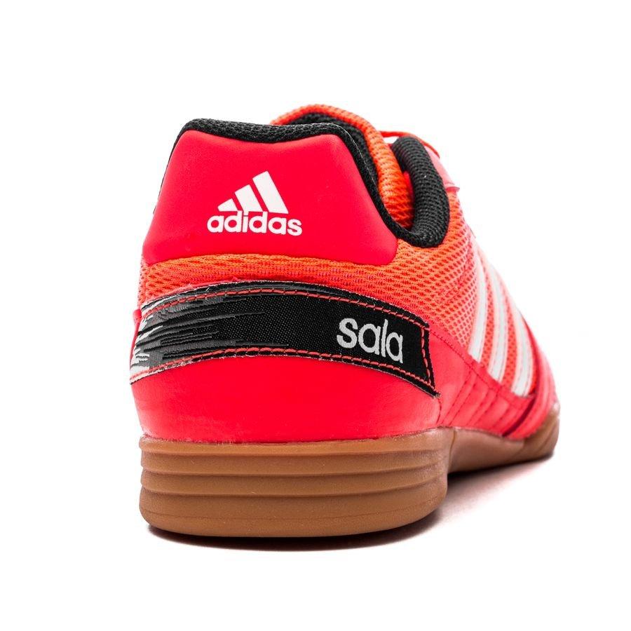adidas Super Sala IC RotWeißSchwarz Kinder