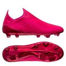 adidas X 19+ FG/AG - Pink