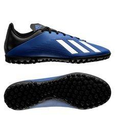 adidas X 19.4 TF Mutator - Blau/Weiß/Schwarz