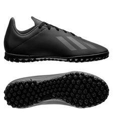 adidas X 19.4 TF Shadowbeast - Schwarz/Grau Kinder