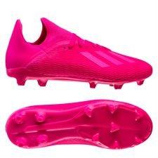 adidas X 19.3 FG/AG Locality - Pink Børn