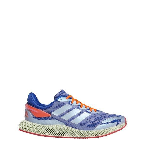 Chaussure adidas 4D Run 1.0 Bleu