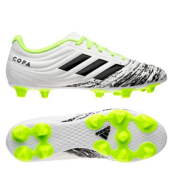 Premisa Clasificar acento  adidas Copa 20.4 FG/AG Uniforia - Footwear White/Core Black/Signal Green |  www.unisportstore.com