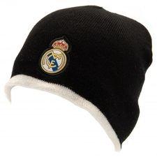 Real Madrid Vändbar Mössa - Svart/Vit