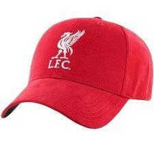 Liverpool Keps - Röd/Vit