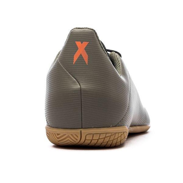 adidas X 19.4 IN Encryption GrønOrangeSort Børn