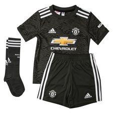 Manchester United Bortatröja 2020/21 Mini-Kit Barn
