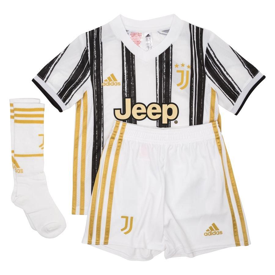 Juventus Hjemmebanetrøje 2020/21 Mini-Kit Bør