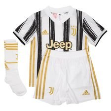 Juventus Hemmatröja 2020/21 Mini-Kit Barn