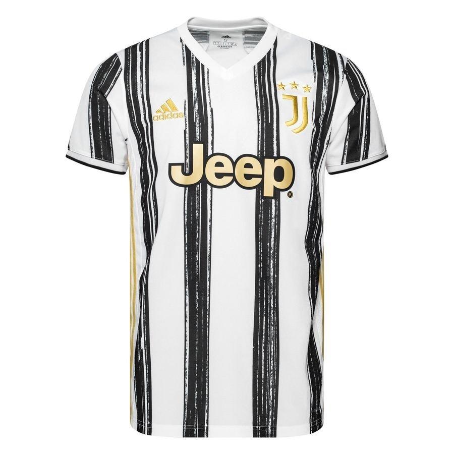Juventus Hjemmebanetrøje 2020/21 Børn