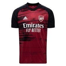 Arsenal Tränings T-Shirt Presentation - Röd/Svart Barn
