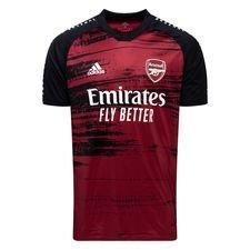 Arsenal Tränings T-Shirt Presentation - Röd/Svart