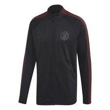 Manchester United Jacka Anthem - Svart/Röd Barn