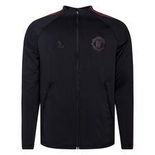 Manchester United Jacka Anthem - Svart/Röd