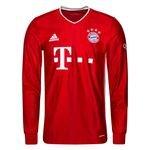 Bayern Munich Maillot Domicile 2020/21 Manches Longues