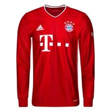 Bayern München Hemmatröja 2020/21 Långärmad