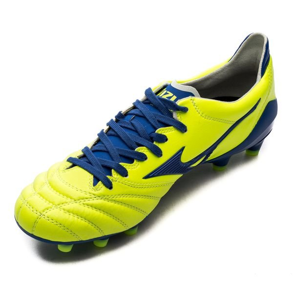 Mizuno Morelia Neo II Made in Japan FG Brazilian Spirit