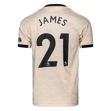 Manchester United Udebanetrøje 2019/20 JAMES