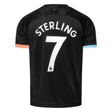 Manchester City Bortatröja 2019/20 STERLING 7 Barn