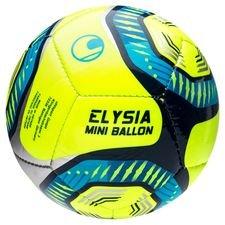 Uhlsport Fotboll Elysia Ligue 1 Hi-Vis 2019/20 Mini - Gul/Blå