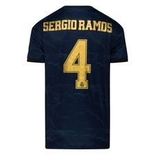 Real Madrid Bortatröja 2019/20 SERGIO RAMOS 4 Barn