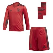 Germany Home Goalkeeper Mini Kit Röd
