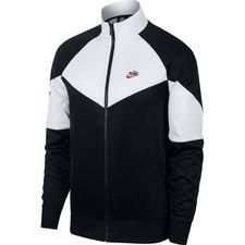Nike Windrunner NSW Heritage - Schwarz/Weiß