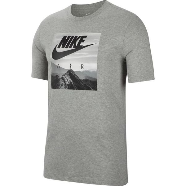 Nike T Skjorte NSW Air Photo BlåRosa | unisportstore.no