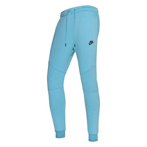 Nike Joggebukse NSW Tech Fleece BlåSort