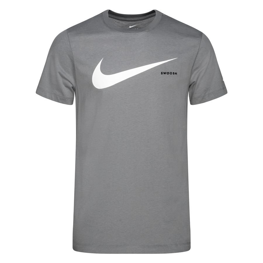 Nike T Skjorte NSW Swoosh SortRødHvit | unisportstore.no