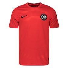 Nike F.C. X Total90 Hjemmebanetrøje - Rød/Sort
