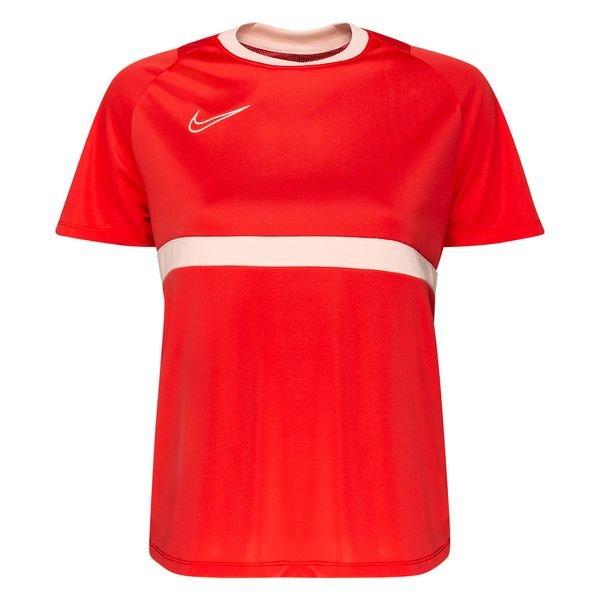 tee shirt femme rouge nike