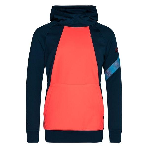 Nike Sweat à Capuche Academy Pro Dry Bleu foncéRose Enfant