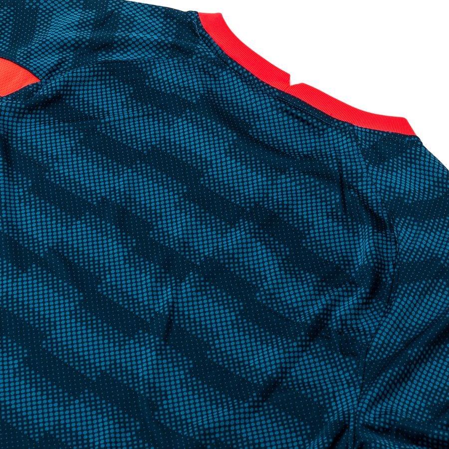 Nike Training T Shirt Academy Pro Dry BlauPink
