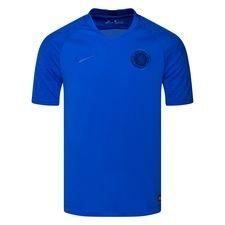 Chelsea Tränings T-Shirt Breathe Strike - Blå/Blå
