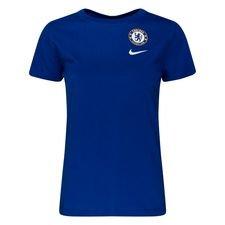 Chelsea T-Shirt Evergreen Crest - Blå Dam