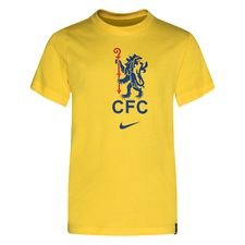 Chelsea T-Shirt Cup Collection - Gelb/Blau Kinder