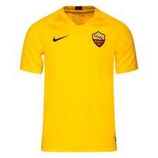 Roma Tränings T-Shirt Breathe Strike - Guld/Navy