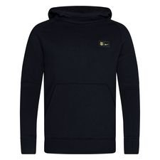 Barcelona Fleece Luvtröja - Navy/Gul Barn
