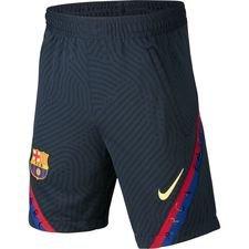 Barcelona Shorts Dry Strike - Navy/Gul Barn