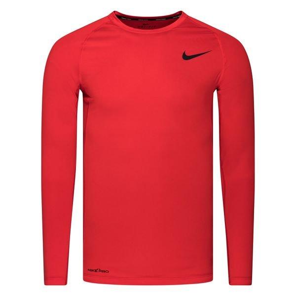 nike compression shirt rouge