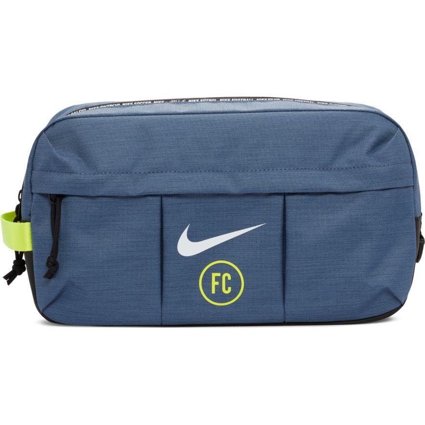 Nike F.C. Støvletaske Academy - Blå/Sort/Hvid thumbnail