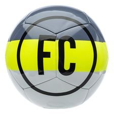 Nike F.C. X Total90 Fotboll - Grå/Blå/Svart