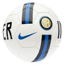 Inter Fotboll Supporter - Vit/Svart/Blå