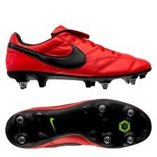 Nike Premier II SG-PRO - Rød/Sort/Pink