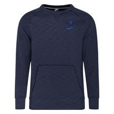 Chelsea Sweatshirt Crew Cup Collection - Navy/Grau